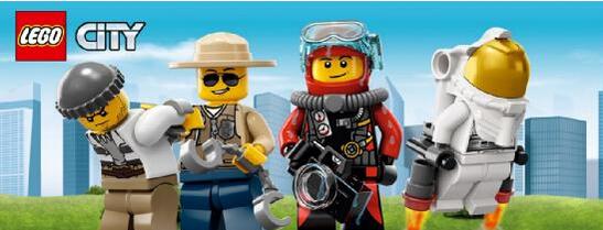 作为世界上最受欢迎的玩具品牌之一,乐高积木一直以来都是创意、品质和快乐的代名词,凭借无穷的想象和创意吸引了全球无数大小粉丝。五颜六色的乐高颗粒,让小朋友绽放出奇思妙想,其中基于现实世界而打造的乐高城市组(LEGOCITY) 有助培养小朋友机智勇敢、团结助人的精神,并以真实的拼搭细节为孩子们打开认识世界的窗口。充满无限挑战的乐高城市将于2015年11月13日起陆续登陆北京、广州、杭州、上海四地,带来年度最令人期待的全方位英雄互动体验! 小朋友们来到这个包罗万象的城市,可以一边在全景沙盘区欣赏迷你城市全景,